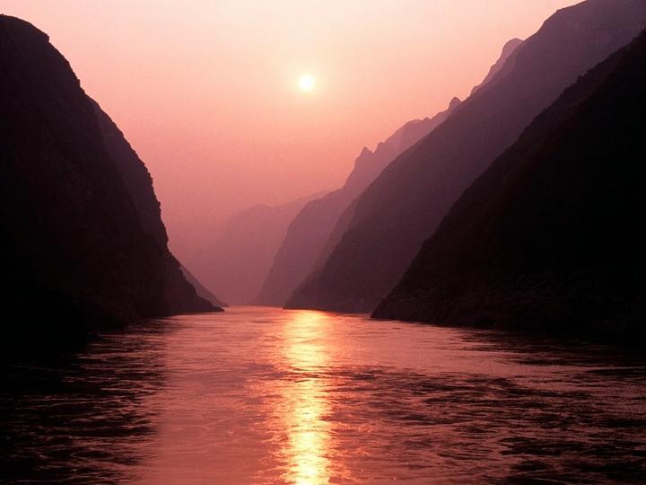 Самая длинная река в евразии